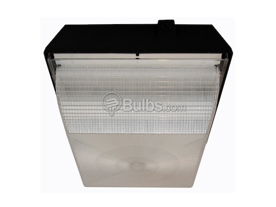 "Value Brand QVN41M100QL 12"" Vandal Resistant Square Canopy Fixture, 100 Watt MH Lamp, Voltage Must be Specified When Ordering"