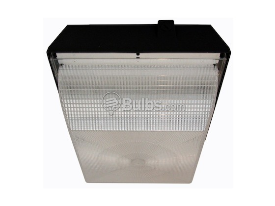 "Value Brand QVN41P150QL 12"" Vandal Resistant Square Canopy Fixture, 150 Watt Pulse Start Lamp, Voltage Must be Specified When Ordering"