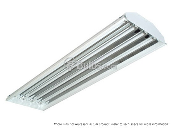 Philips - Crescent/Stonco TBN432EB1-8 Fluorescent High Bay Fixture Ignites Four F32T8 Lamps of 120-277 Voltages
