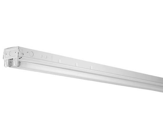 "Philips - Crescent/Stonco SCF217UNIV 24"" Philips Crescent Strip Fixture for Two F17T8 Lamps"
