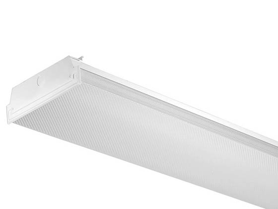 "Philips - Crescent/Stonco NLTN232UNIV 48"" Wraparound Fixture for Two F32T8 Lamps"