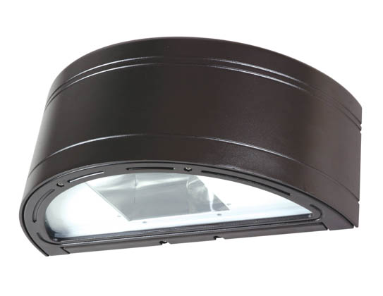 "Value Brand GSM302AWT-MH150 SM302AWT-MH150 18"" Wallpack Fixture with 150 Watt Metal Halide Lamp, Wide Throw, Voltage Must be Specified When Ordering"