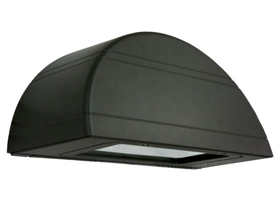 "Value Brand GSM304AWT-HPS150 SM304AWT-HPS150 18"" Wallpack Fixture with 150 Watt HPS Lamp, Wide Throw, Voltage Must be Specified When Ordering"