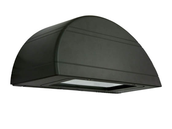 "Value Brand GSM304AWT-MH150 SM304AWT-MH150 18"" Wallpack Fixture with 150 Watt Metal Halide Lamp, Wide Throw, Voltage Must be Specified When Ordering"