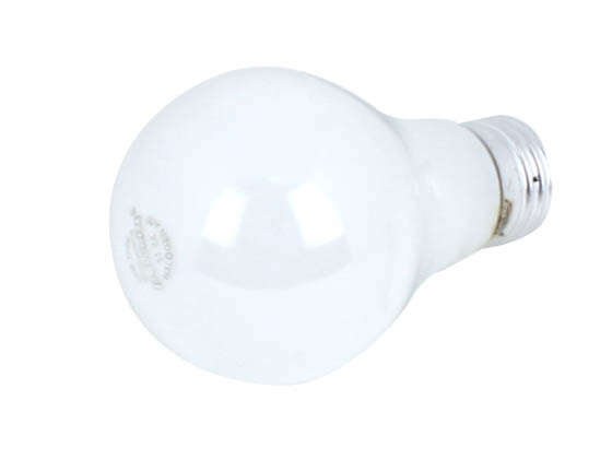 Bulbrite 115152 53A19SW/ECO 53W 120V Halogen A19 Soft White Bulb