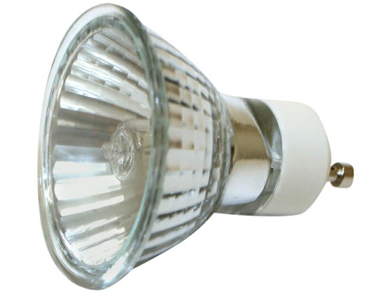Philips Lighting 415737 BC35TWISTLINEGU10/FL25 Philips 35W 120V MR16 Halogen Flood FMW Bulb