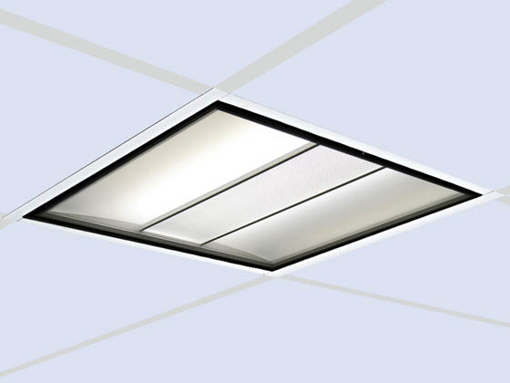 Philips - Lightolier  SKS24GPK25A40ULAG 30 Watt, 2x4 ft Skyway Recessed LED Fixture