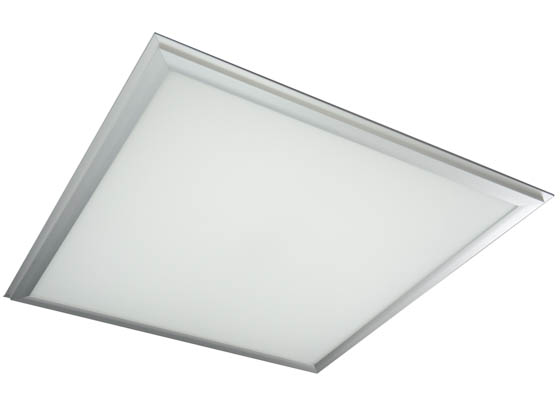 MaxLite 71510 MLFP22DP4550 45 Watt, 2x2 ft Direct Lit Dimmable Recessed LED Flat Panel Fixture, 5000K