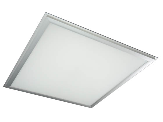 MaxLite 71509 MLFP22DP4541 45 Watt, Direct Lit 2x2 ft Dimmable Recessed LED Flat Panel Fixture, 4100K