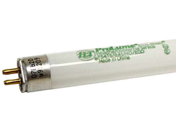 Halco Lighting HAL35083 F54T5/841/HO/ECO/IC Halco 54W 46in T5 HO Cool White Fluorescent Tube