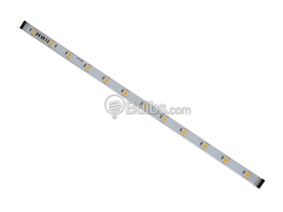 Sea Gull Lighting 98608SW-15 12V, (16) 1 Ft. LED Flexible Tape Sections, 3000K - White Face