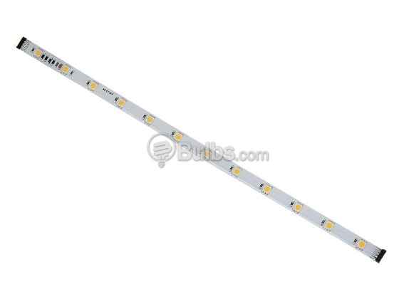 "Sea Gull Lighting 98612SW-15 12"", 24V LED Flexible Tape. 3000K - White Face"