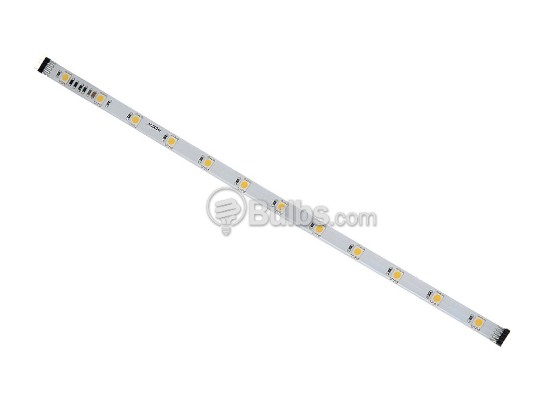 Sea Gull Lighting 98614SW-15 24V, (16) 1 Ft. LED Flexible Tape Sections, 3000K - White Face