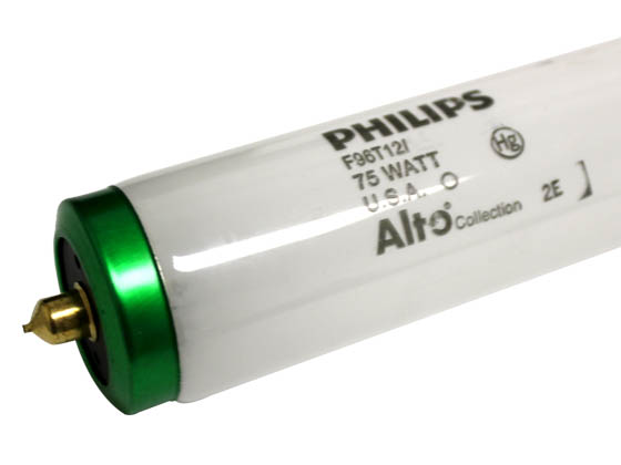 Philips Lighting 423871 F96T12/C50Supreme/ALTO Philips 75W 96in T12 Bright White Fluorescent Tube