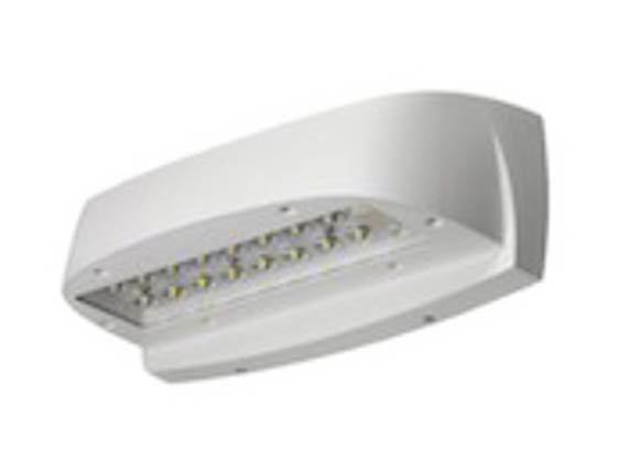 Philips - Crescent/Stonco LP16W LP16W (LytePro16) Architectural LED Wall Sconce, White Finish