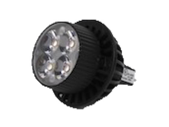 Toshiba 9MR16/40FFL-UP T9MR16/40FFL-UP 9Watt, DIMMABLE LED Cool White MR16 Lamp with GU5.3 Base