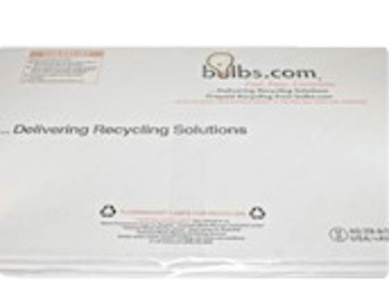 Complete Recycling Solutions ASB121 RC 4-Foot Lamp Recycling Container 4 Foot Fluorescent Bulb Recycling Container (Not For Sale Outside of the 48 Contiguous United States Due To Freight Carrier Restrictions.)