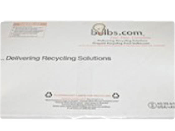 Complete Recycling Solutions ASB122 RC 8-Foot Lamp Recycling Container 8 Foot Fluorescent Bulb Recycling Container  (Not For Sale Outside of the 48 Contiguous United States Due To Freight Carrier Restrictions.)