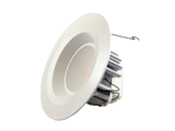 "MaxLite 71777 RR61450W 14 Watt, 90W Halogen Equivalent, Dimmable, 5000K, 6"" LED Recessed Downlight Retrofit"