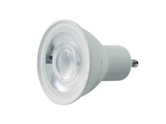 TCP LED7GU10MR1641KFL Dimmable 7W 4100K 40° MR16 LED Bulb, GU10 Base