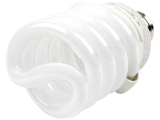 TCP TEC48923-65K 4892365K 23W Daylight White CFL Bulb, E26 Base