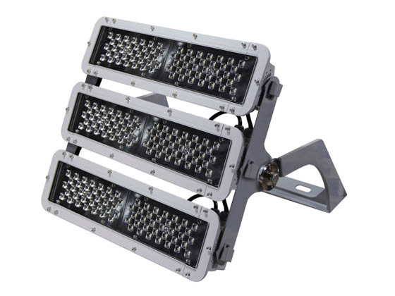 MaxLite 71936 ELLF405UW50 405 Watt High Output LED Flood Light Fixture, 120° Distribution