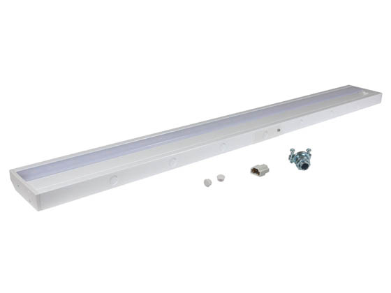 "American Lighting ALC-32-WH 32 3/8"" LED Undercabinet Light Fixture - White"
