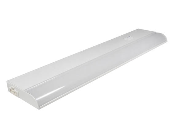 "American Lighting LUC-16-WH 16 1/2"" LED Undercabinet Light Fixture - White"