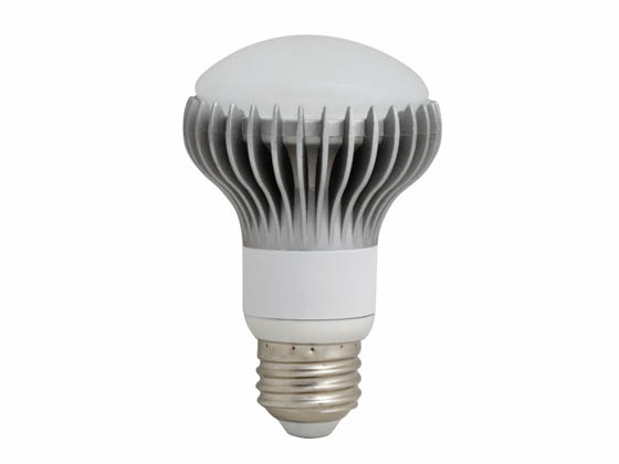 NaturaLED 5681 LHO-9.5R20/DIM/27K 50 Watt Equivalent, 9.5 Watt, 120 Volt DIMMABLE 40,000-Hr 2700K Warm White LED R20 Bulb