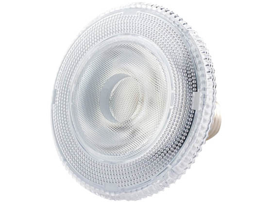 TCP LED12P30SD30KNFL Dimmable 10W 3000K 25° PAR30S LED Bulb, Wet Rated