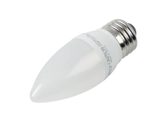Frosted Light Bulbs >> Led5e26b1127kf