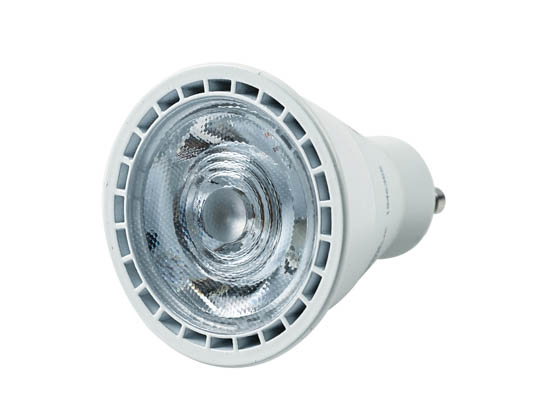 TCP LED7MR16GU1041KNFL Dimmable 5.5W 4100K 20° MR16 LED Bulb, GU10 Base