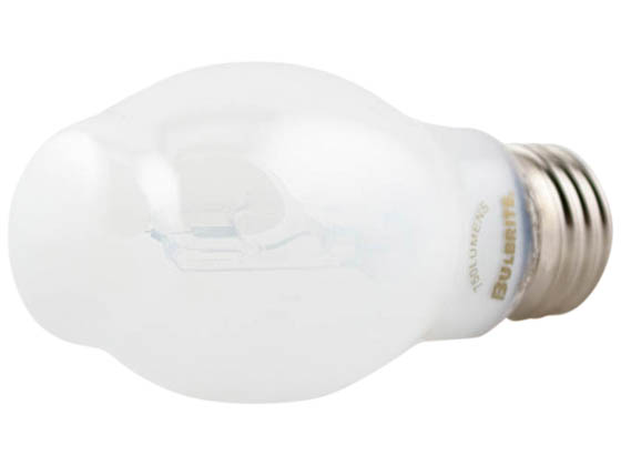 Bulbrite 616043 43BT15SW/ECO 43W 120V BT15 Halogen White Bulb