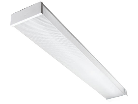 "MaxLite M73701 LSU4806SU20DV50 20 Watt, 48"" Dimmable Utility Wrap LED Fixture, 5000K"