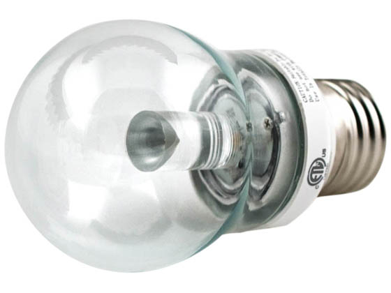 MaxLite M73414 SKBC2.5DLED27 Non-Dimmable 2.5W 2700K Clear S14 Marquee LED Bulb