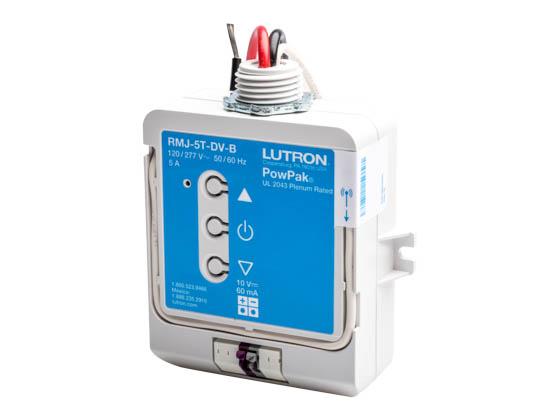 Lutron Powpak Dimming Module Rmj 5t Dv B Bulbs Com