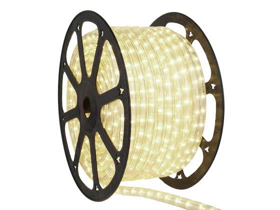 150 led rope light reel soft white 2800k gr 2wr 150ft ww 150 led rope light reel soft white 2800k mozeypictures Choice Image