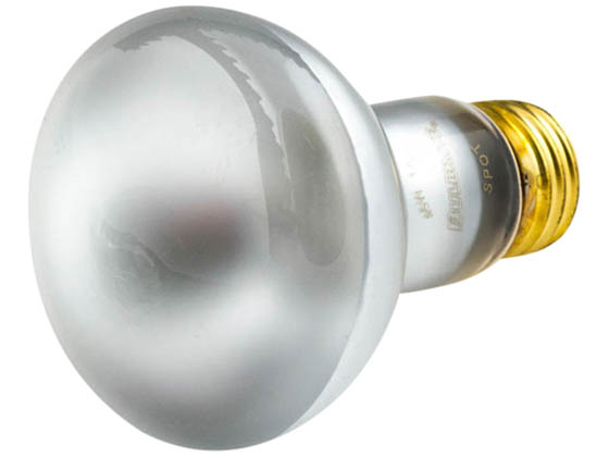 Bulbrite 292104 45R20SP2 45W 120V R20 Reflector Spot Bulb, E26 Base
