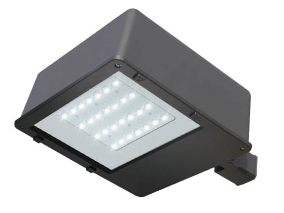 NaturaLED 7115 LED-FXSB75/3S/50K/DB-SF 250 Watt Equivalent, 75 Watt LED Area Light Fixture, Slip Fitter Mounting