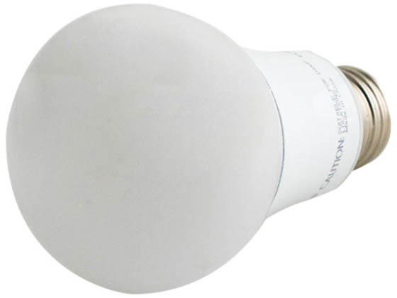 TCP LED11A19DOD27K95 Dimmable 11W 95 CRI 2700K A19 LED Bulb, Enclosed Rated