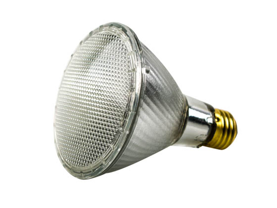 Bulbrite 683458 H60PAR30WF/L/ECO 60W 120V Halogen Long Neck PAR30 Wide Flood