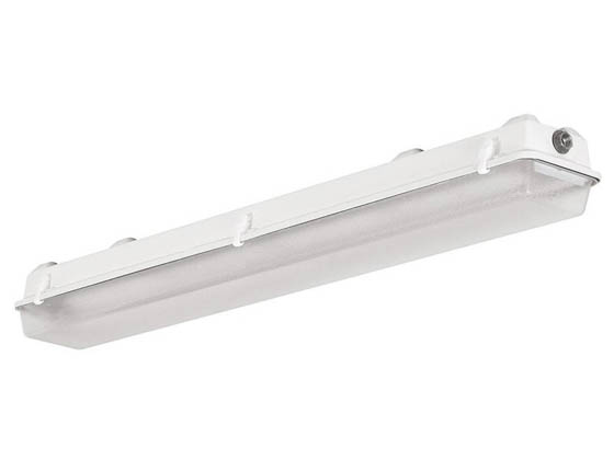 Philips Lighting DWAE51L840-4-UNV Philips Day Brite Non-Dimmable 59W 4000K 4' Vapor Tight LED Fixture