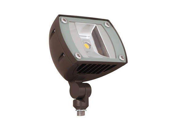 Philips Lighting STKLPF1K-8 LPF1-E-4K-FL-K-8-BZ Philips Stonco LytePro 20W Micro Floodlight LED Fixture