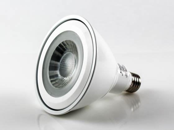 verbatim 120 watt equivalent 17 watt 90 cri 120 volt dimmable 25 000 hr 3000k 40 degree led. Black Bedroom Furniture Sets. Home Design Ideas