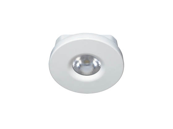 "Bulbrite 775603 LED11MAG/930WFL/WH Eleva Dimmable 11W 90 CRI 3000K 60° Magnetic LED Light Engine for 4"" Recessed Can"