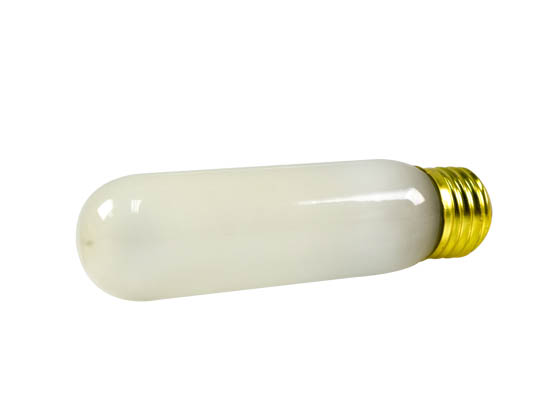 Bulbrite 704225 25T10F/HO 25W 130V Frosted T10 Incandescent Bulb, E26 Base