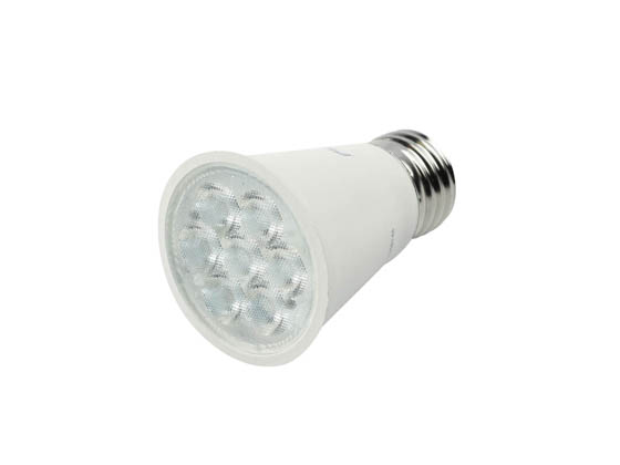 TCP LED7P1641KFL 50 Watt Equivalent, 7 Watt, 120 Volt Dimmable 4100K 40 Degree LED PAR16 Bulb