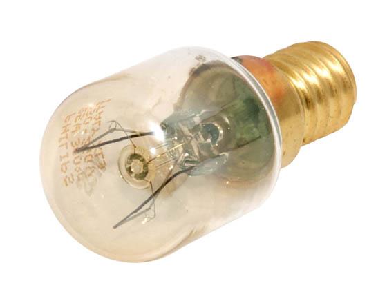 Oven Cooker Lamp E14 Socket 25W 230-240V 300°C 25kWh//1000h Transparent Lens
