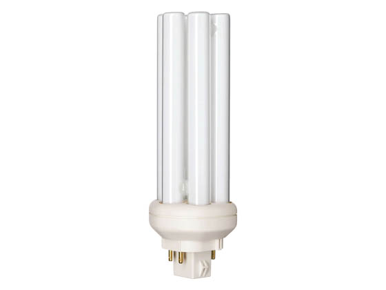 Philips Lighting 458299 PL-T 32W/30/4P/ALTO  (4-Pin) Philips 32W 4 Pin GX24q3 Soft White Triple Twin Tube CFL Bulb