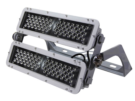 MaxLite 75227 ELLF360DM50 360 Watt StaxMAX High Output LED Flood Light Fixture, 58° Beam Angle